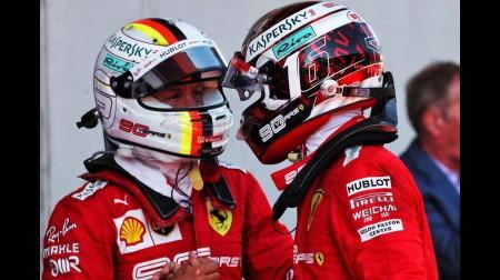 JJ.レート「ルクレールが実質的にフェラーリNO.1」