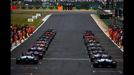 F1のPU使用数超過のペナルティにバラスト案
