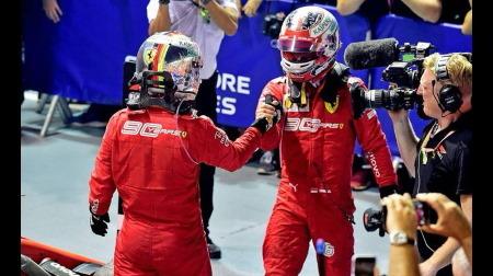 ビノット、チーム戦略を肯定@F1シンガポールGP
