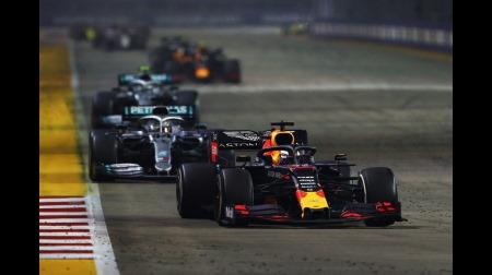 レッドブル、シミュレータ入力間違いでもってくるパーツを間違う@F1シンガポールGP