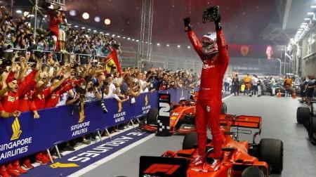 2019F1シンガポールGP:ドライバー・オブ・ザ・デイ