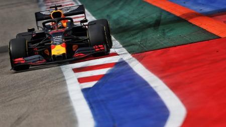 フェラーリPUのパワーが凄い@F1ロシアGP予選
