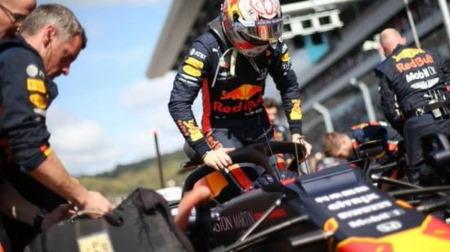 フェルスタッペン、F1日本GPに現実的な展望