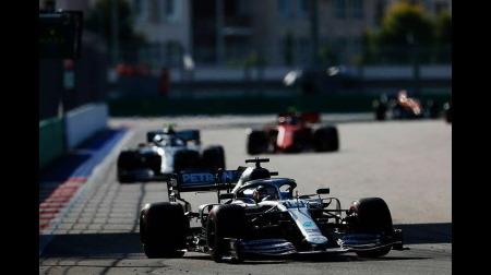 メルセデスとレッドブル、アップデートを投入へ@F1日本GP・鈴鹿