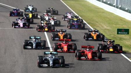 FIAがベッテルのスタートを問題視しなかった理由@F1日本GP