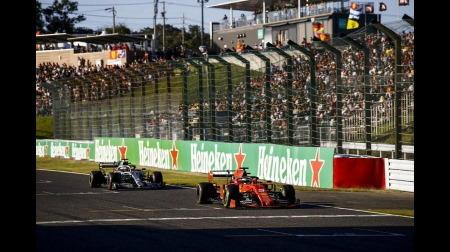 F1日本GPのチェッカーフラッグ間違いにベッテルがコメント
