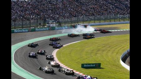 ルクレールがフェルスタッペンとの接触の責任を認める@F1日本GP