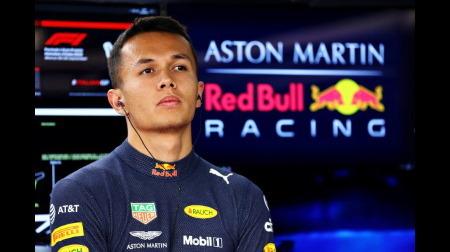 アルボン、F1日本GP・鈴鹿後の評価