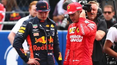 フェルスタッペンが3グリッド降格@F1メキシコGP予選