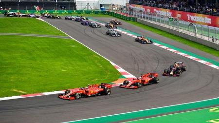 俺たちのフェラーリ復活@F1メキシコGP