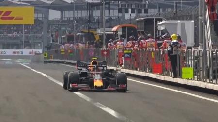 アルボンがレースと自身の成長に満足@F1メキシコGP