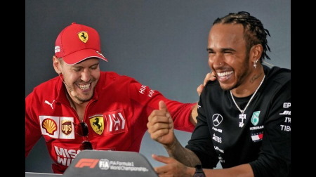 ハミルトン&ベッテルがフェルスタッペンを批判@F1メキシコGP