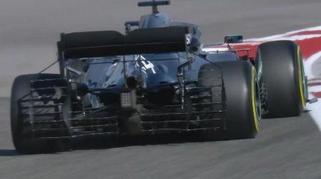 メルセデス、FP1で2020年向けのテストに専念@F1アメリカGP初日