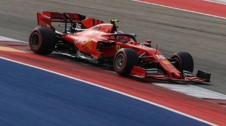 フェラーリ、F1ブラジルGPでルクレールのマシンに2020PUを投入か?