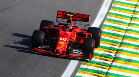 ルクレール、決勝は「フルアタックモード」@F1ブラジルGP予選