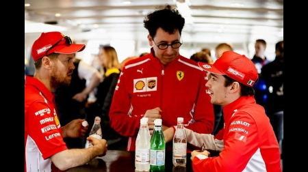 ビルヌーブ、同士討ちのフェラーリドライバー2人を非難