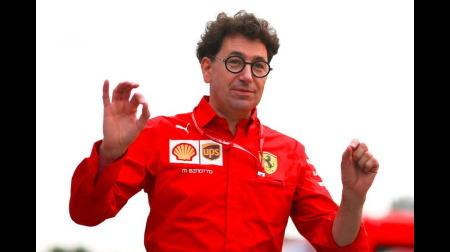 フェラーリのビノット代表、同士討ちについてアホな発言