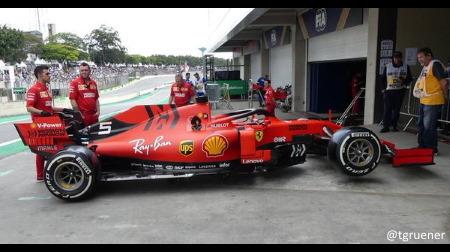 フェラーリ、燃料システムに関する不正調査へ
