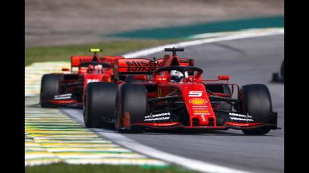 フェラーリ、技術指令所の影響で50馬力を失う?