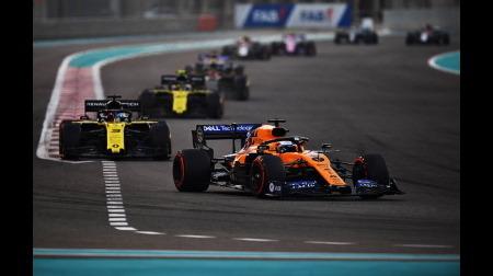 サインツ、大活躍がテレビで映されなかったことに不満@F1アブダビGP