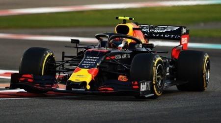 アルボン、F1デビューシーズンを振り返る