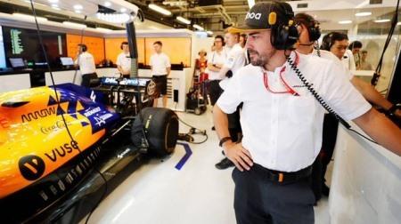 アロンソ、F1復帰も含め2021年はオープンに