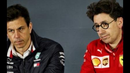 フェラーリ、不正しまくりか?