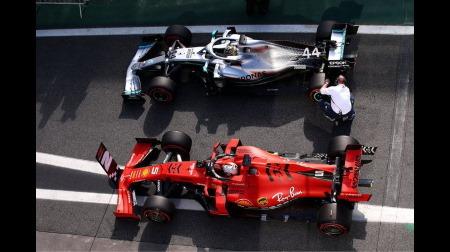 フェラーリ、ピレリ2020F1タイヤに焦点を絞って開発か?