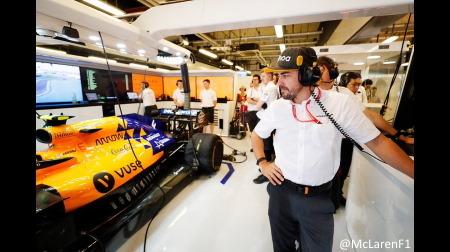 アロンソ、自己中心的なドライバーという評価を否定