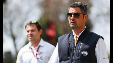 マイケル・マシ、初F1レースディレクターに満足