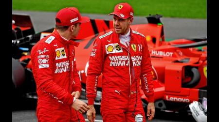 ビルヌーブ、ルクレールがフェラーリに悪影響を与えたと語る