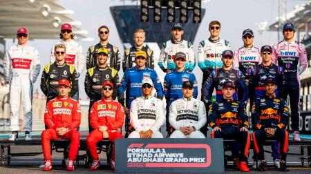 チーム代表による2019F1ドライバーTOP10