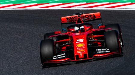 フェラーリ新車はダウンフォース重視に?