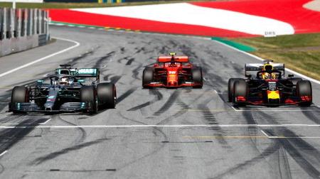 ハミルトンと2019F1ドライバー・オブ・ザ・デイ