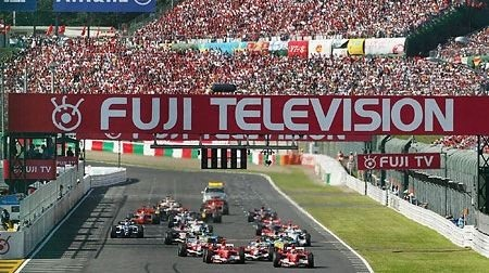 日本ではモータースポーツの扱いがショボい