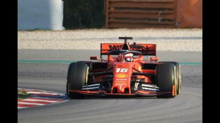 マット塗装(鮫肌)は軽量化に効くとフェラーリ代表