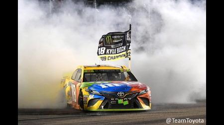 NASCARやインディカーの人気が落ちている問題