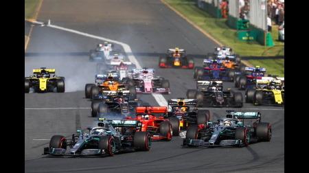 2019年の各F1チームの収入内訳