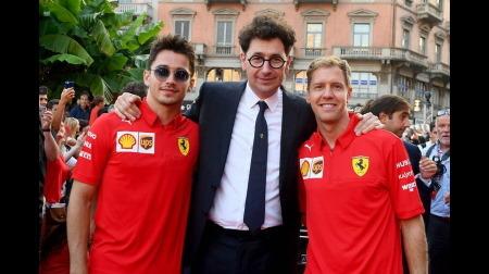 フェラーリのビノット代表「F1での政治的な側面は好きではない」