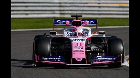 中団F1チームの激しいバトルをもっと映すべきだとペレス