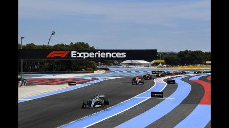 F1のサーキットデザインが改善される可能性