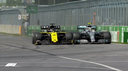 リカルド、F1でのライバルについて語る