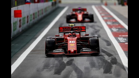 フェラーリ、2020マシンのコンセプトや如何に
