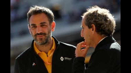 ルノーF1のアビテブール代表、2020年シーズンを捨てない発言