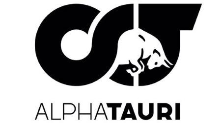 アルファタウリF1のロゴがリーク