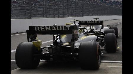ルノーF1レミ・タフィン、改めてメルセデスに勝ってる宣言