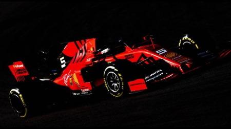 フェラーリ、テスト前半と後半で異なるマシンを走らせる