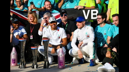 メルセデス、F1を撤退する気なし?