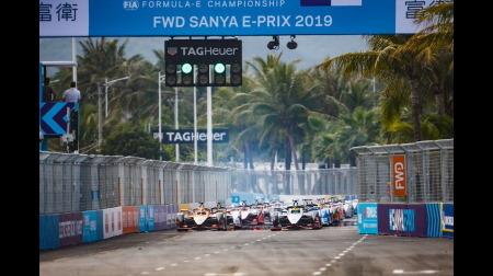 フォーミュラE三亜e-Prixがコロナウィルスの影響で開催延期