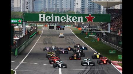 F1中国GP、ロシアと入れ替えか?